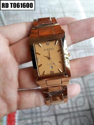 Đồng hồ nam cao cấp dây đá ceramic RD T061600