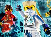 Lego Ninjago Code