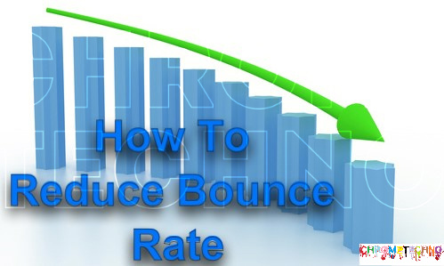 How To Decrease The Bounce Rate
