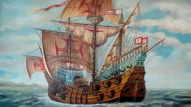 Penjajahan Portugis di Indonesia, kedatangan bangsa spanyol ke indonesia, peninggalan portugis di indonesia, kebijakan portugis di indonesia, tujuan portugis datang ke indonesia, rute perjalanan portugis ke indonesia