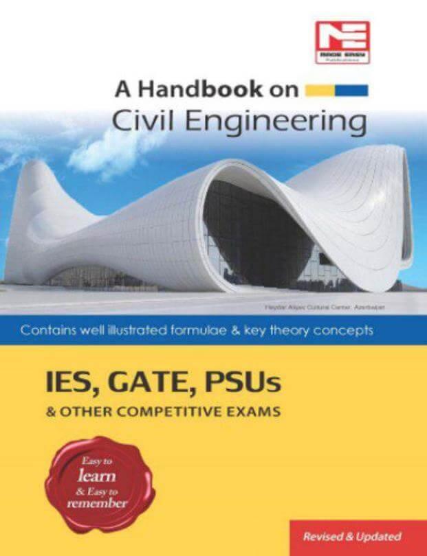 A-Handbook-on-Civil-Engineering-For-Gate-Exam-PDF-Book