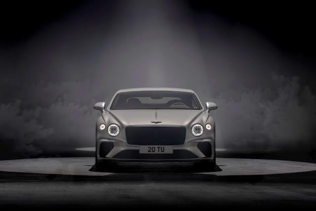 Continental GT Speed الجديدة
