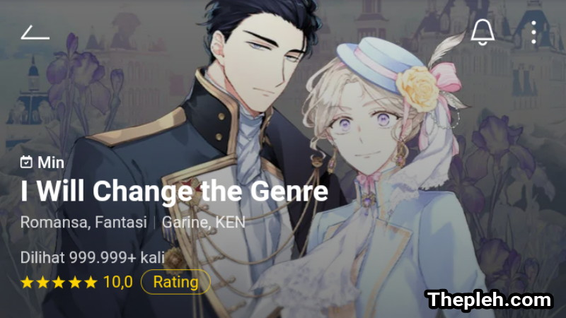 I Will Change the Genre