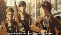 Shingeki no Kyojin (Attack on Titan) Episódio 25
