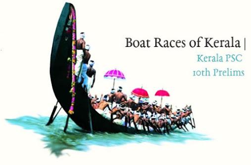 Boat Races of Kerala
