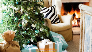 100 Decorating Ideas For the Most Festive Christmas Ever - Luxury Home Decor