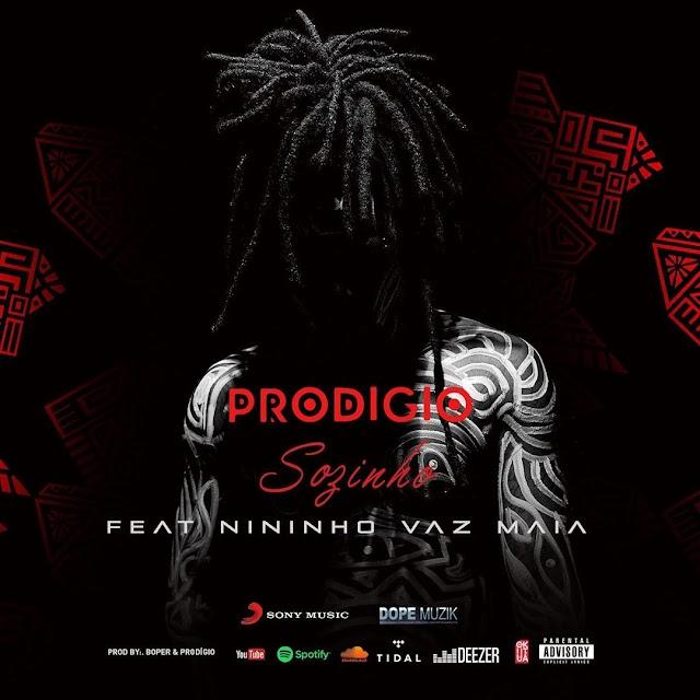 Prodígio feat. Nininho Vaz Maia - Sozinho (Soul)