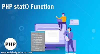 PHP stat() Function