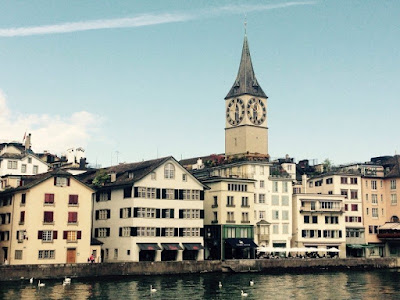 The most important tourist cities in Switzerland
