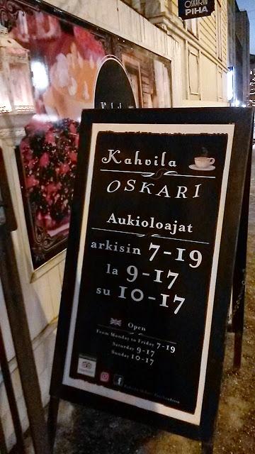 Kahvila Oskari Lahti