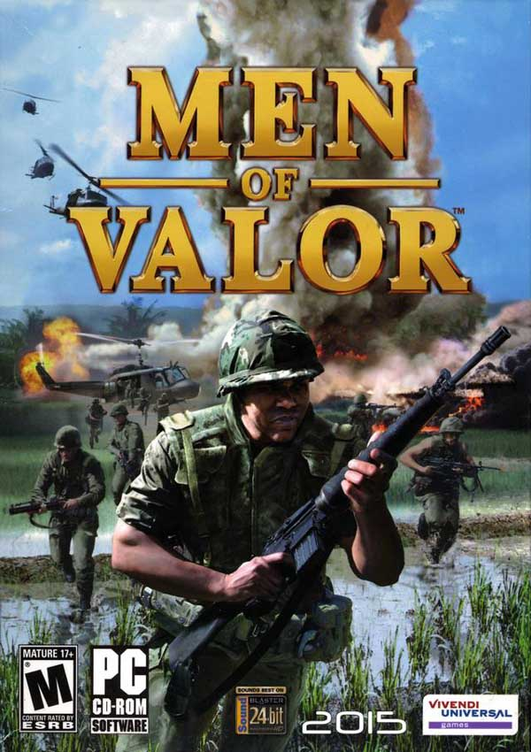 Men of Valor Download Cover Free Game