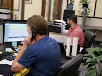Status Transportation Corp dispatchers work closely with owner operators.