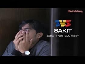 Telemovie Sakit Cerekarama TV3