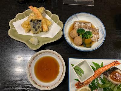 亀井荘 夕食その2