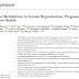 Metabolismo da creatina na reprodução feminina, gravidez e saúde do recém-nascido.