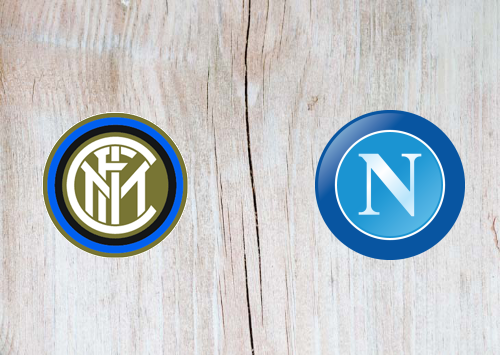 Internazionale vs Napoli -Highlights 12 February 2020
