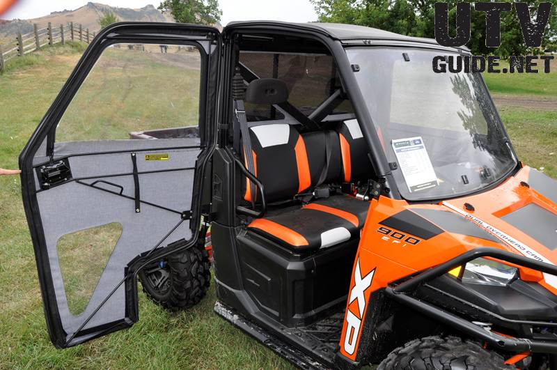 Pure Polaris Introduces Pro Fit Cab Systems Utv Guide