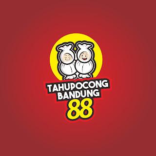 Desain Logo Tahu Pocong Bandung 88
