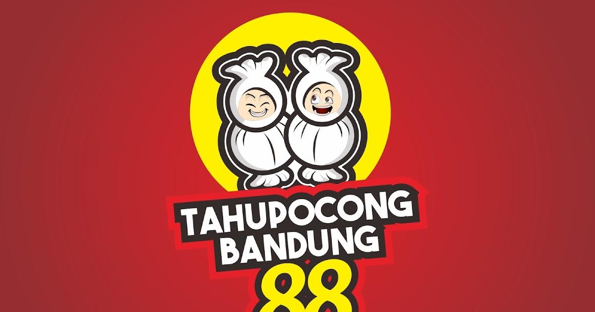 Desain Logo Tahu Pocong Bandung 88 Jasa Desain Logo Dan Desain
