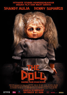 Download Film The Doll (2016) WEB-DL