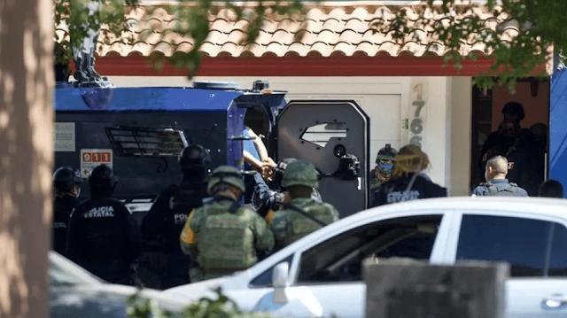 Ya fue detenido El Dany en Culiacán por SEDENA es el encarado del procesamiento del Fentanilo para El Cártel de Sinaloa