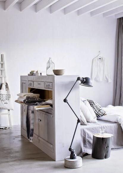 Espacios limpios y ordenados
