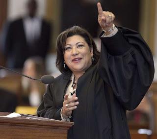 Judge Elsa Alcala