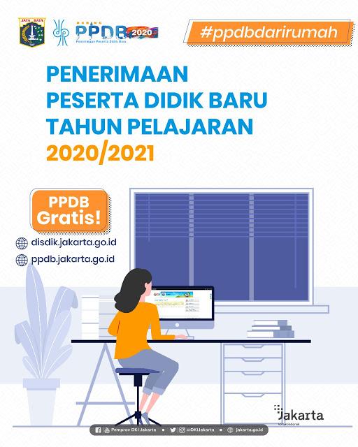 ppdb dki tahun 2020/2021