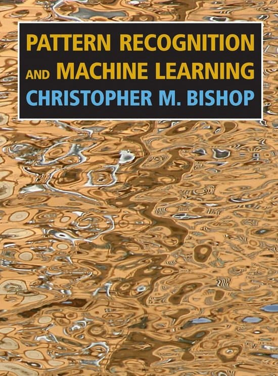 Pattern Recognition and Machine Learning pdf github