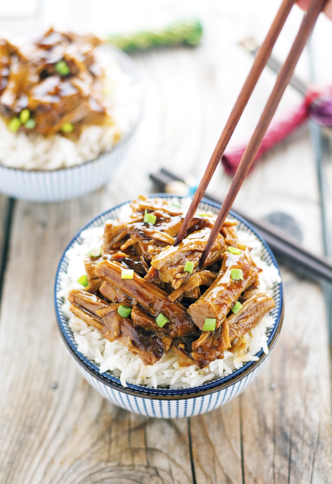 Crock-Pot Mongolian Beef