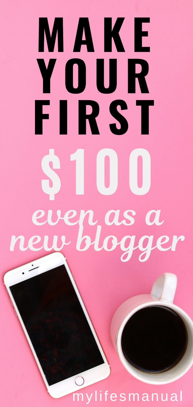 How to use Pinterest to Make Money Blogging - Make Your First $100 Online