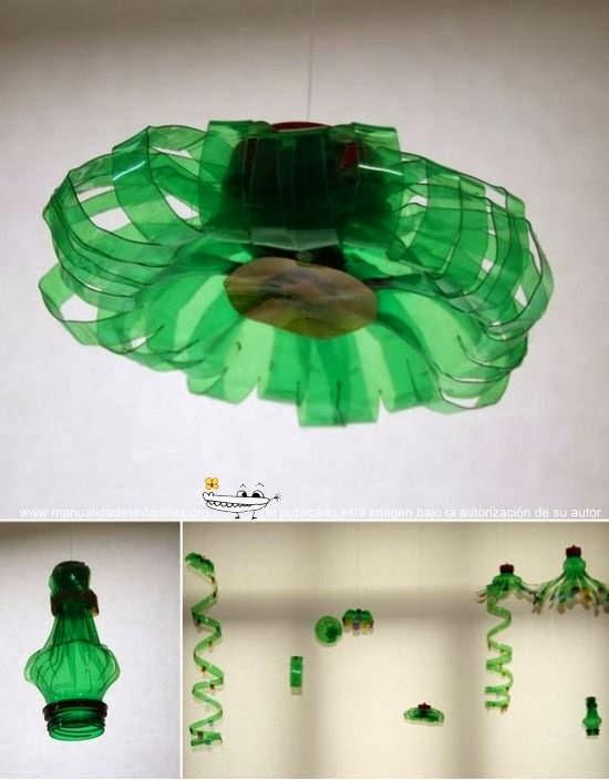 La voz de don melit n taller de navidad decoraci n con - Ideas para decorar en navidad con material reciclable ...