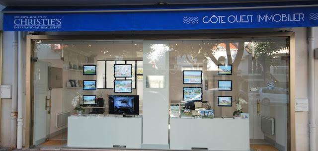 Côte Ouest Immobilier : Agence immobiliere de prestige à Saint Jean de Luz et à Biarritz