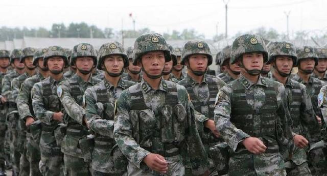 Sự tàn khốc trong quân đội Giải phóng Nhân dân Trung Quốc