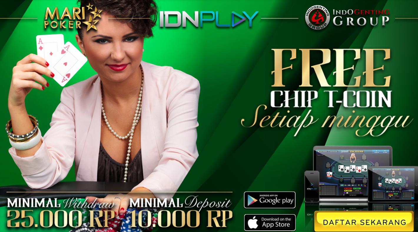 Poker Online agen resmi situs judi online terpercaya