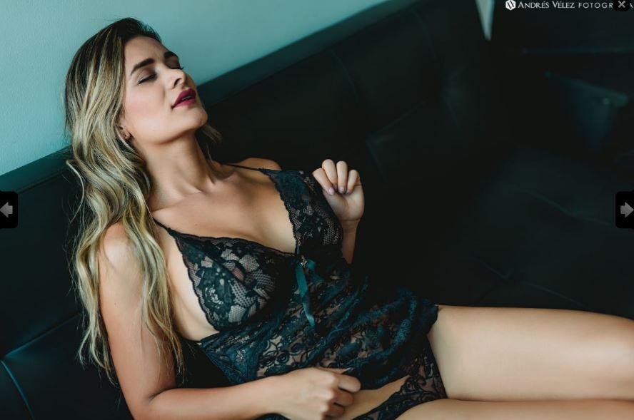 Rebecka Olsson Model Skype