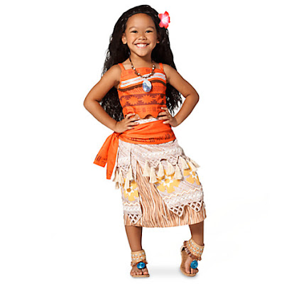 Tidal wave of moana merchandise arrives