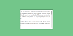 jQuery Cross Browser Custom ScrollBar / TinyScrollbar