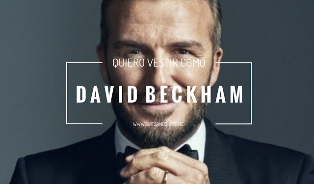 David Beckham, icons, menswear, Real Madrid, Reglas de estilo, suit, Suits and Shirts, SuitUp,