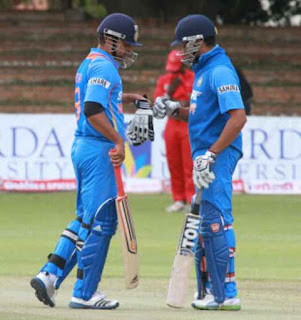 Zimbabwe vs India 4th ODI 2013 Highlights