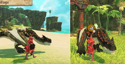 MH Stories 2. How to Customize, Change Monster Color,  Change Monster's Look