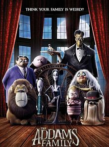 Sinopsis pengisi suara genre Film The Addams Family (2019)