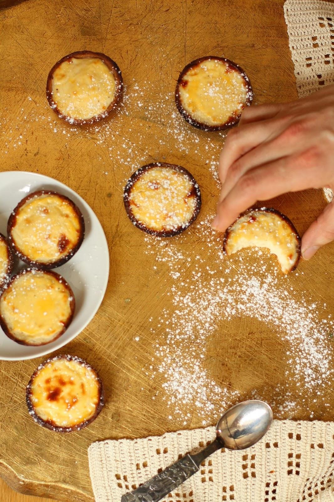 bake juustotortut japani Bake mallaspulla leivonta resepti cheese tart