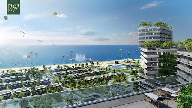 Thăng Long Bay tiện ích quốc tế