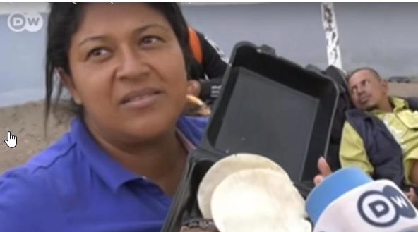 Arrestan en EU a migrante que despreció frijoles