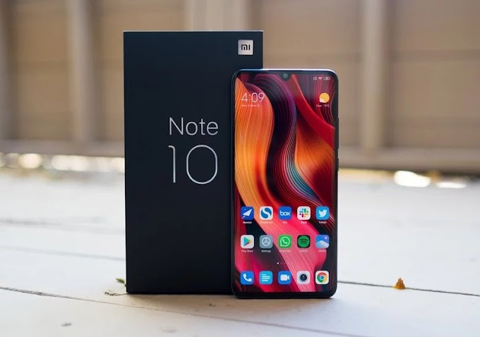 Xiaomi Mi Note 10, Specification, Unboxing Video, Price and Launch Date