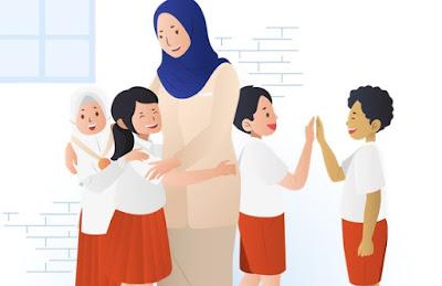 Peranan Dan Tahapan Menjadi Guru Penggerak