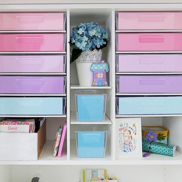 DreamBox mobile trasformabile per craft room