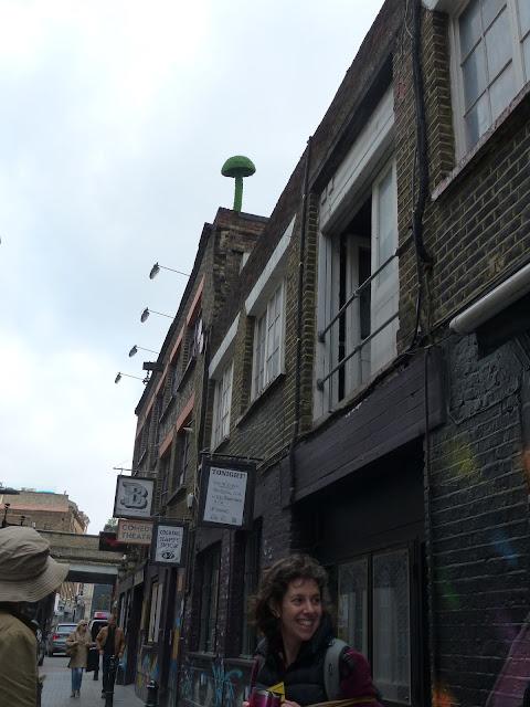 Christiaan Nagel Street Art à Londres