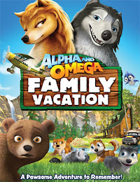 Alpha and Omega: Family Vacation (2015) [Latino]